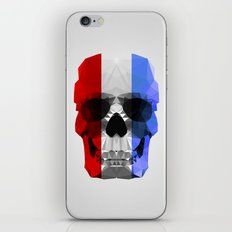 Polygon Heroes - The Patriot Skull iPhone & iPod Skin