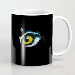 Tiger Eyes Coffee Mug