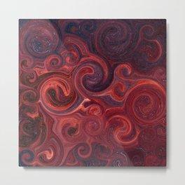 Abstract Skies Metal Print