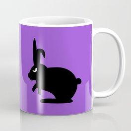 Angry Animals: Bunny Coffee Mug