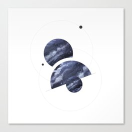 Imaginary Worlds Canvas Print