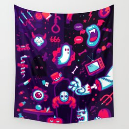 Hallow Wall Tapestry