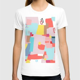 Windows of Possibility #abstractart #painting T-shirt
