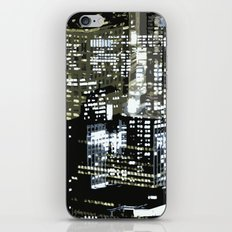 Night City 1 iPhone & iPod Skin