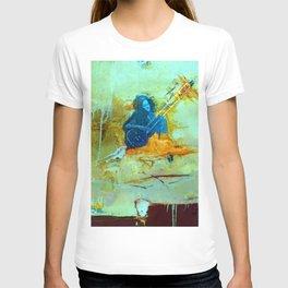 Sitar Narration T-shirt