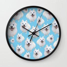 so many montys! Wall Clock