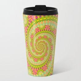 Wonderfull POWER SPIRAL SUNNY Travel Mug