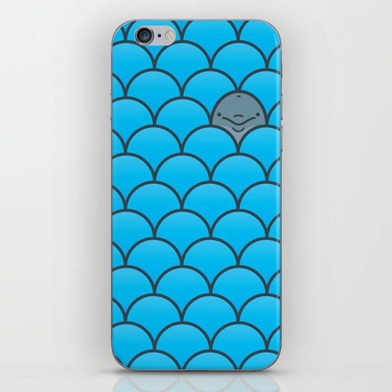 The Last Dolphin iPhone & iPod Skin