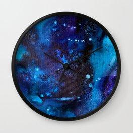 Air Sign: Aquarius Wall Clock
