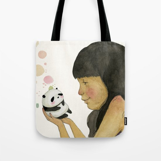 I adore you, baby Tote Bag