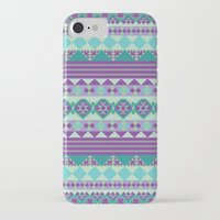 aztec iPhone & iPod Cases featuring Aztec by Arcturus
