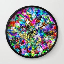Jubilation Wall Clock