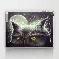 Owl & The Moon Laptop & iPad Skin