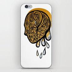 Drops fall iPhone & iPod Skin