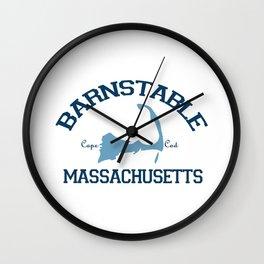 Barnstable Cape Cod Wall Clock