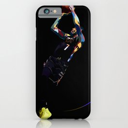 Durant Kevin Basketball Player Brooklyn New York NY iPhone Case