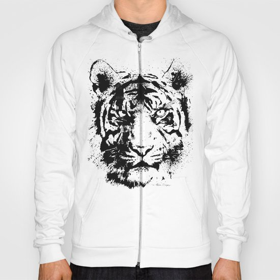 White Tiger Hoody