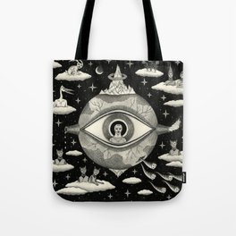 Some Sort of Mystical Explanation Tote Bag