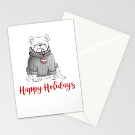 Dexter's Christmas Stationery Cards