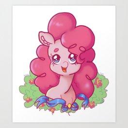 Pinktacular! Art Print
