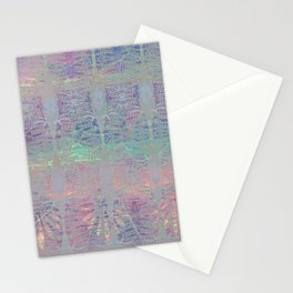 212 12 Abstract Seashell Pastel Stationery Cards
