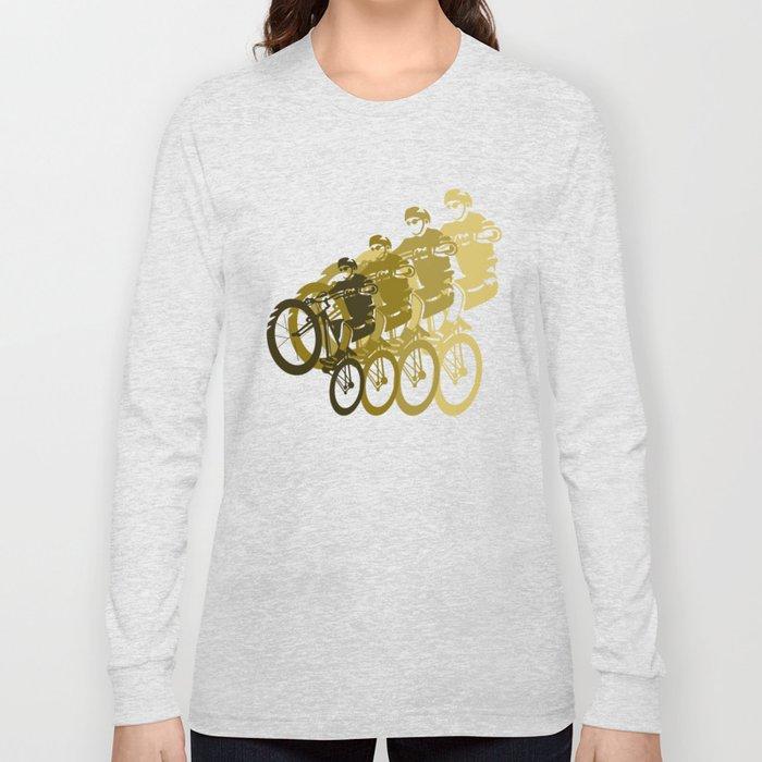 Mountain Bike Long Sleeve T-shirt