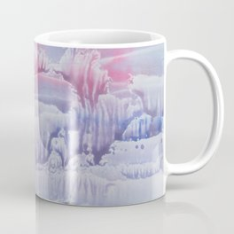 blue underwater world 1 Coffee Mug