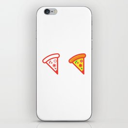 Slice of Pizza iPhone Skin