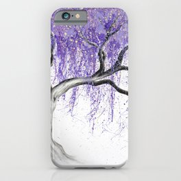 Sumptuous Shade Tree iPhone Case