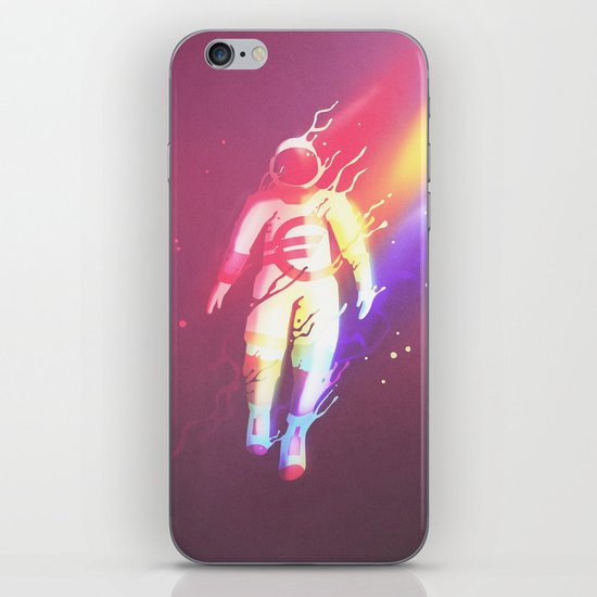 The Euronaut iPhone & iPod Skin