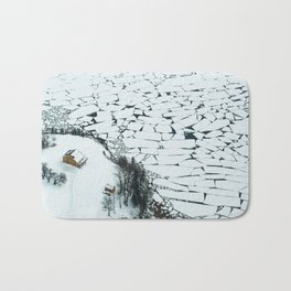 Puzzle Pieces Bath Mat