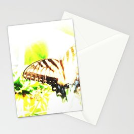Faded Butterfly Stationery Cards
