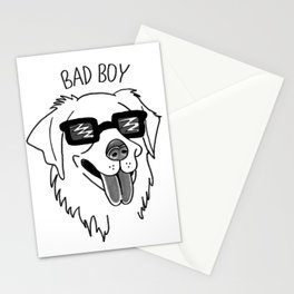 Bad Boy Stationery Cards