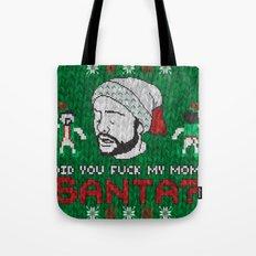 A Sunny Christmas Tote Bag