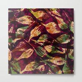 Tassel Sedge Metal Print