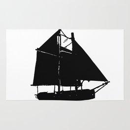 Black Sails Rug