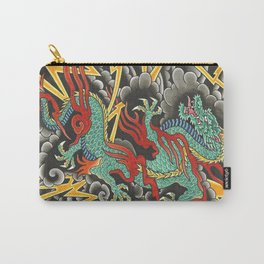 Japanese Dragon Tattoo Art Carry-All Pouch