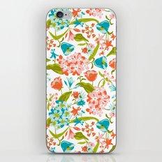 Amilee White iPhone & iPod Skin
