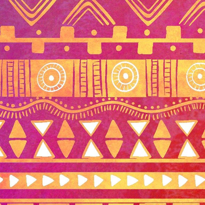 Inspired Aztec Pattern Leggings