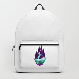 unicorn stand alone Backpack