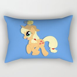 Amazing Applejack Rectangular Pillow
