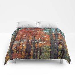 Winter is Nigh Comforters