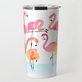 Flamboyance Travel Mug