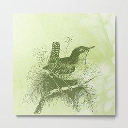 Bringer of spring Metal Print