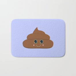 Happy poo Bath Mat