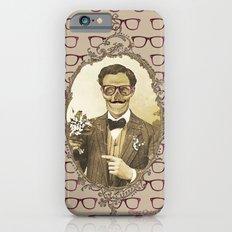 Monsieur Skull Slim Case iPhone 6s