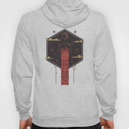 The Crimson Tower Hoody