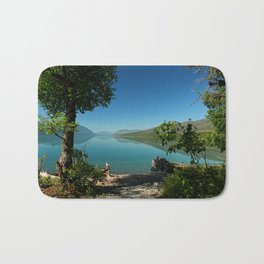 Moody Lake McDonald Bath Mat