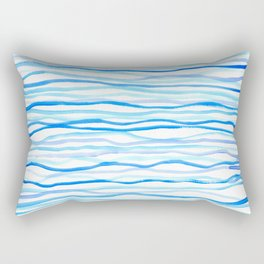 No Waves Rectangular Pillow