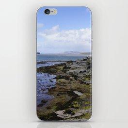 Rocky Waters iPhone Skin